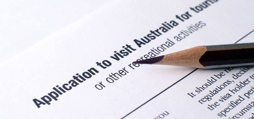 Visa tourisme pour voyager en Australie