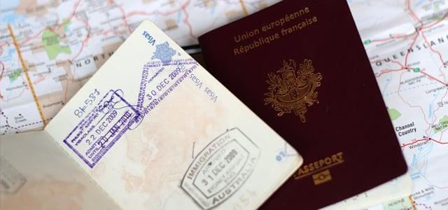 Passeports et visa tourisme pour l'Australie
