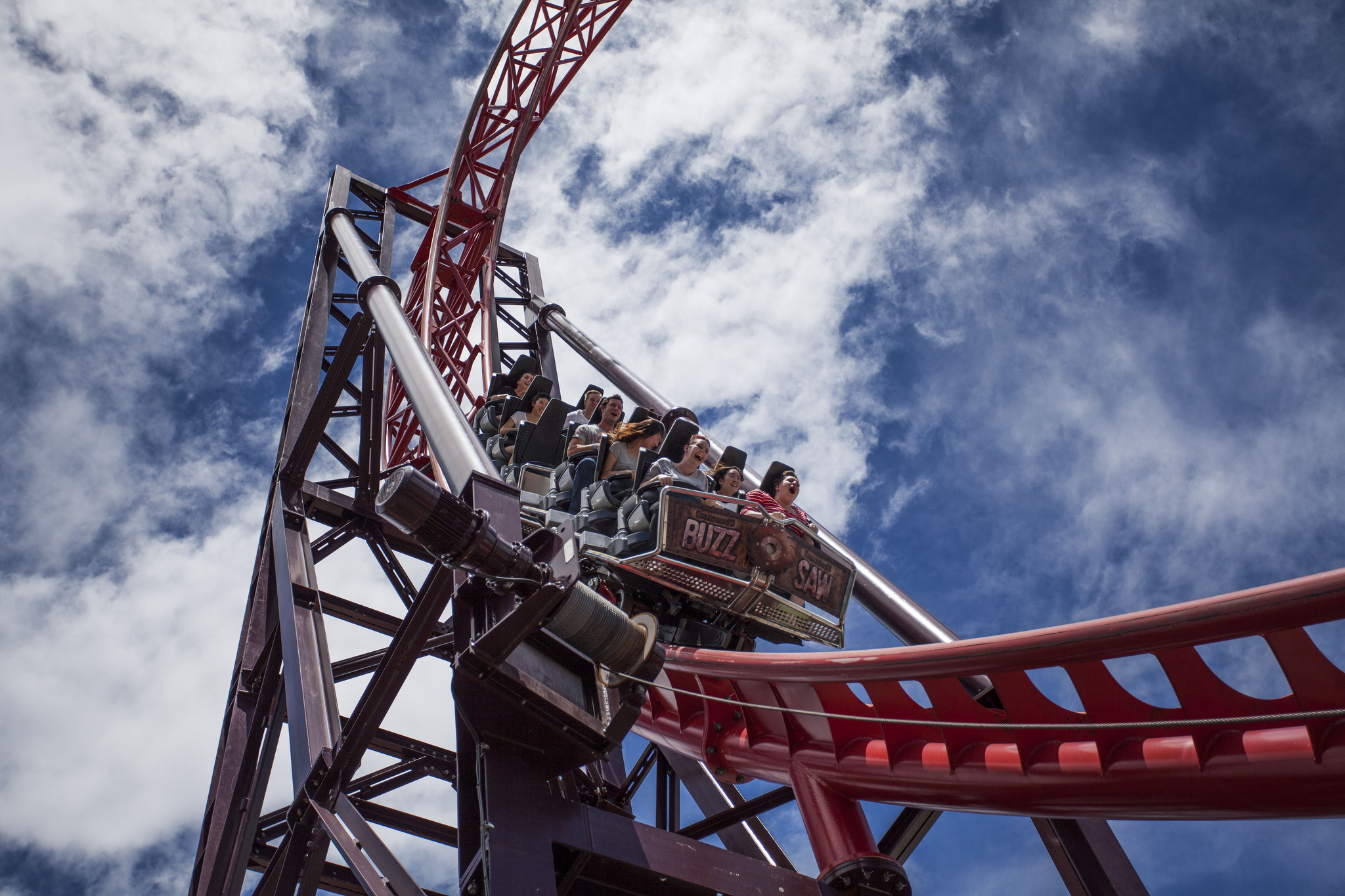 Parc d'attractions Dreamworld en Australie