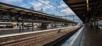 Gare et voies ferrées en Australie