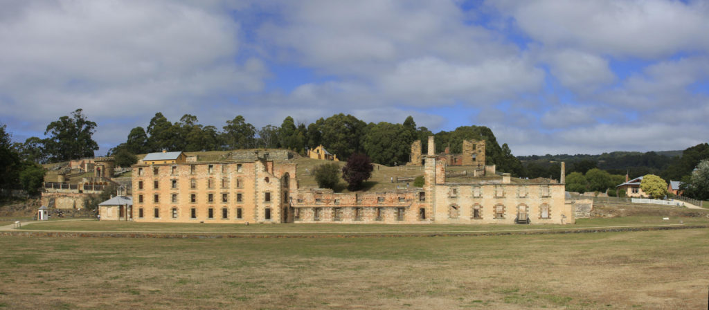 Port Arthur : David Lochlin /flickr