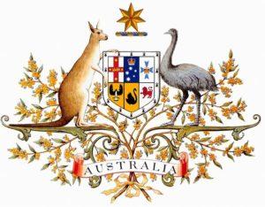 Armoiries de l'Australie