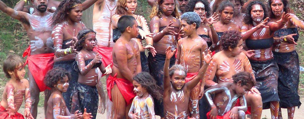 Population aborigène d'Australie