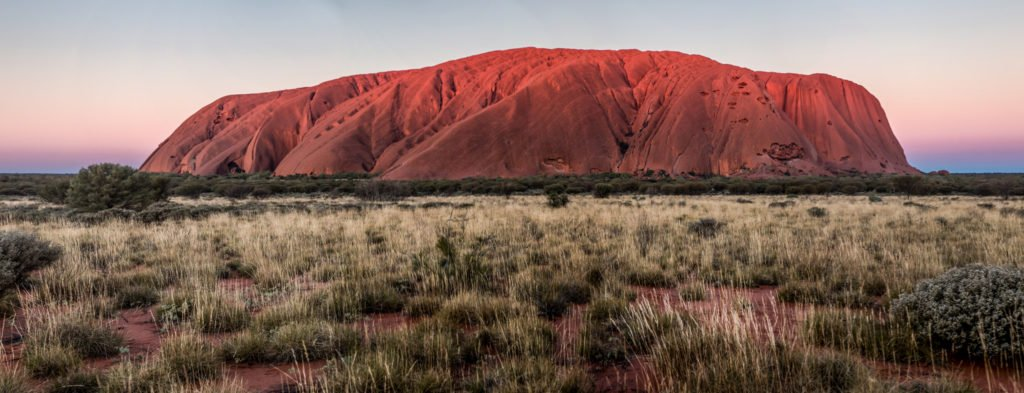 Uluru. Photo : Robyn Jay /flickr