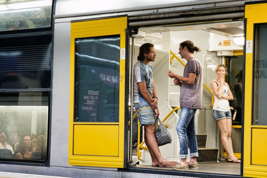 Train Australien