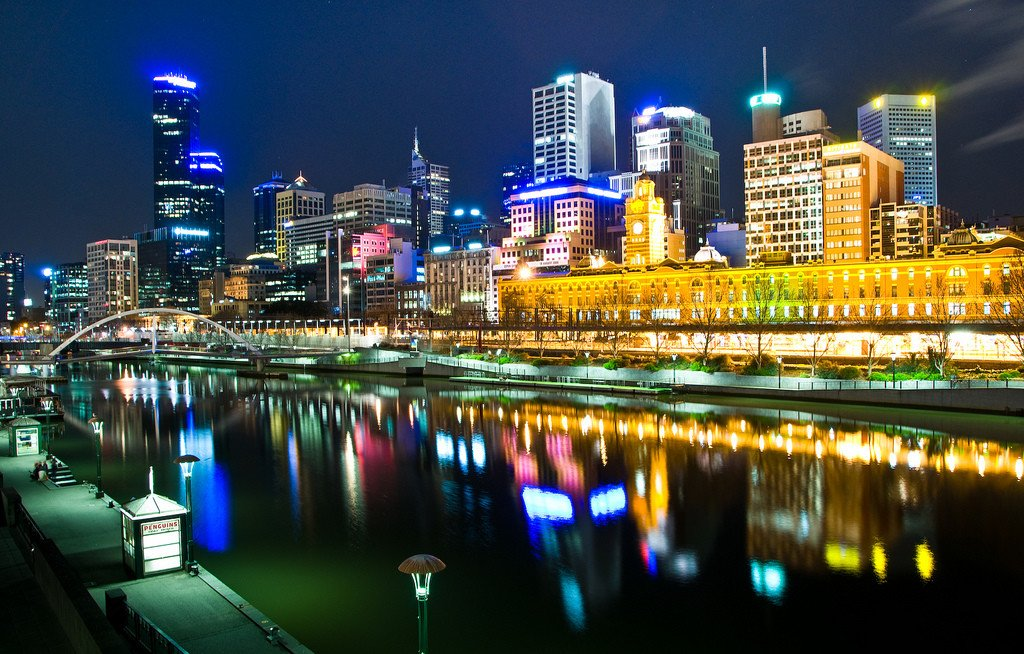 Melbourne Photo : Hai Linh Truong / flickr