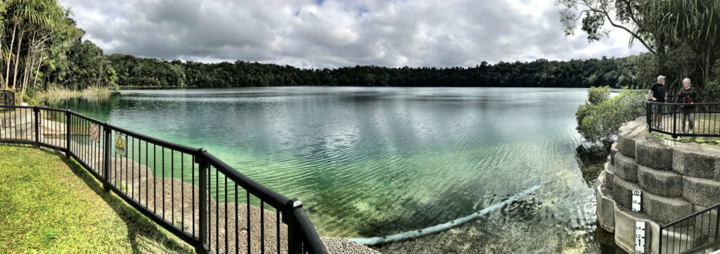 Lac Eacham Photo : Allan Henderson / flickr