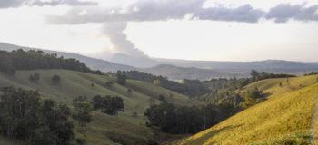 Le plateau d'Atherthon dans l'état de Queensland