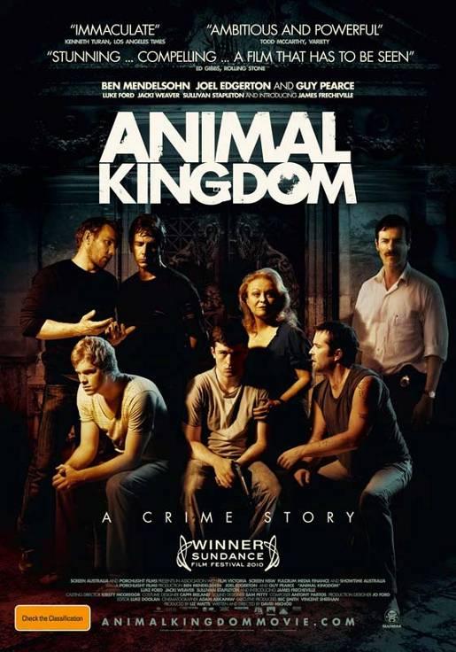 Animal Kingdom, Film australien de David Michôd