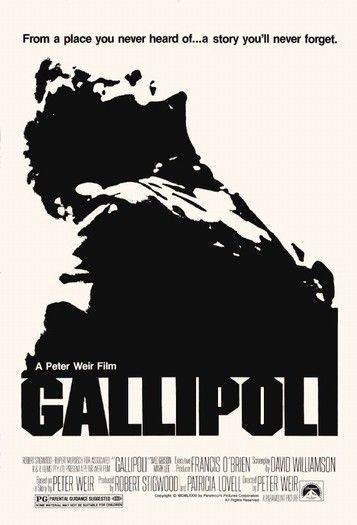 Gallipoli, Film australien de Peter Weir