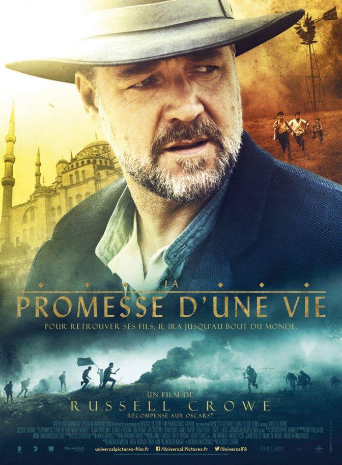 La promesse d'une vie, Film australo-américain de Russell Crowe