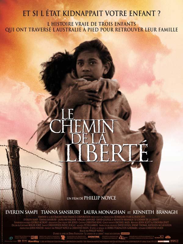 Le chemin de la liberté, Film australien de Philip Noyce
