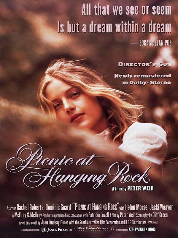 Pique-nique à Hanging Rock, Film australien de Peter Weir