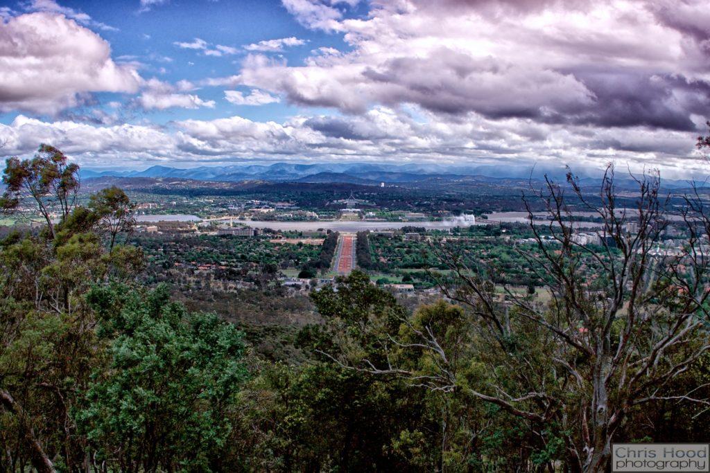 Mount Ainslie à Canberra