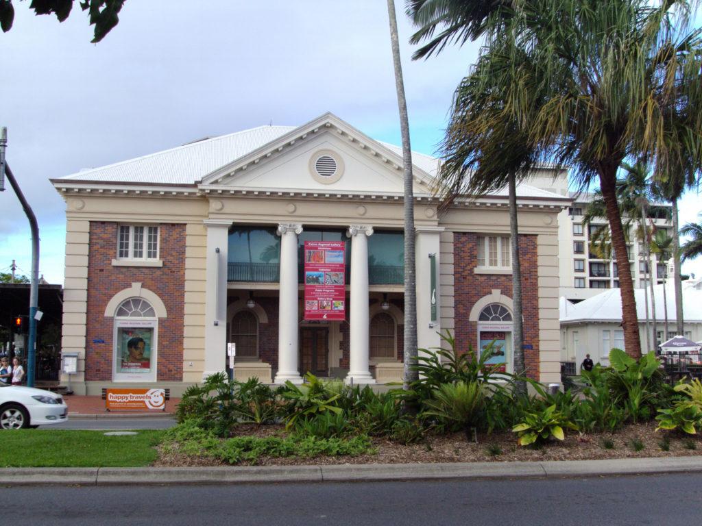 Musée Cairns Art Gallery