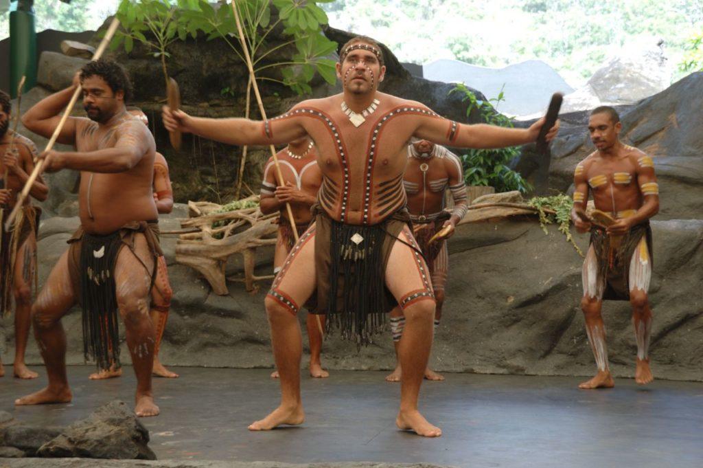 Parc culturel aborigène de Tjapukai