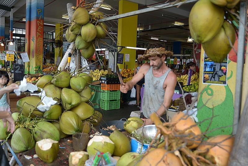 Rusty's Markets à Cairns