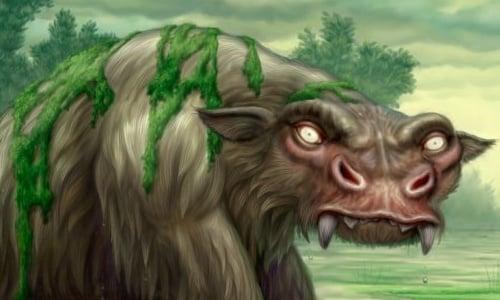Légendes et monstre australiens : le Bunyip