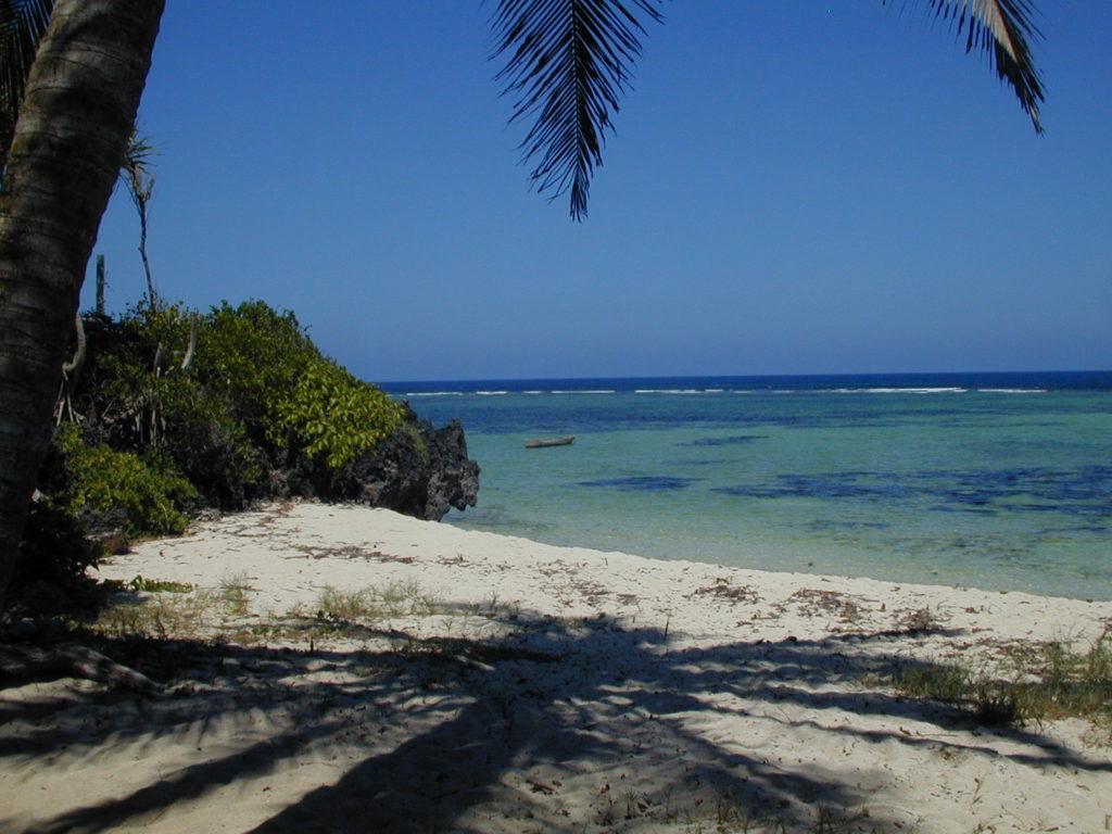 Plage Tiwi Islands au nord de Darwin
