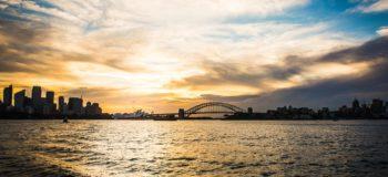 Sydney par bateau