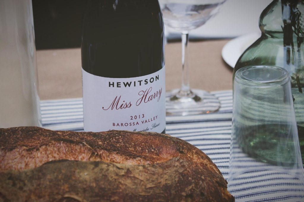 Barossa Valley / Miss Harry wine