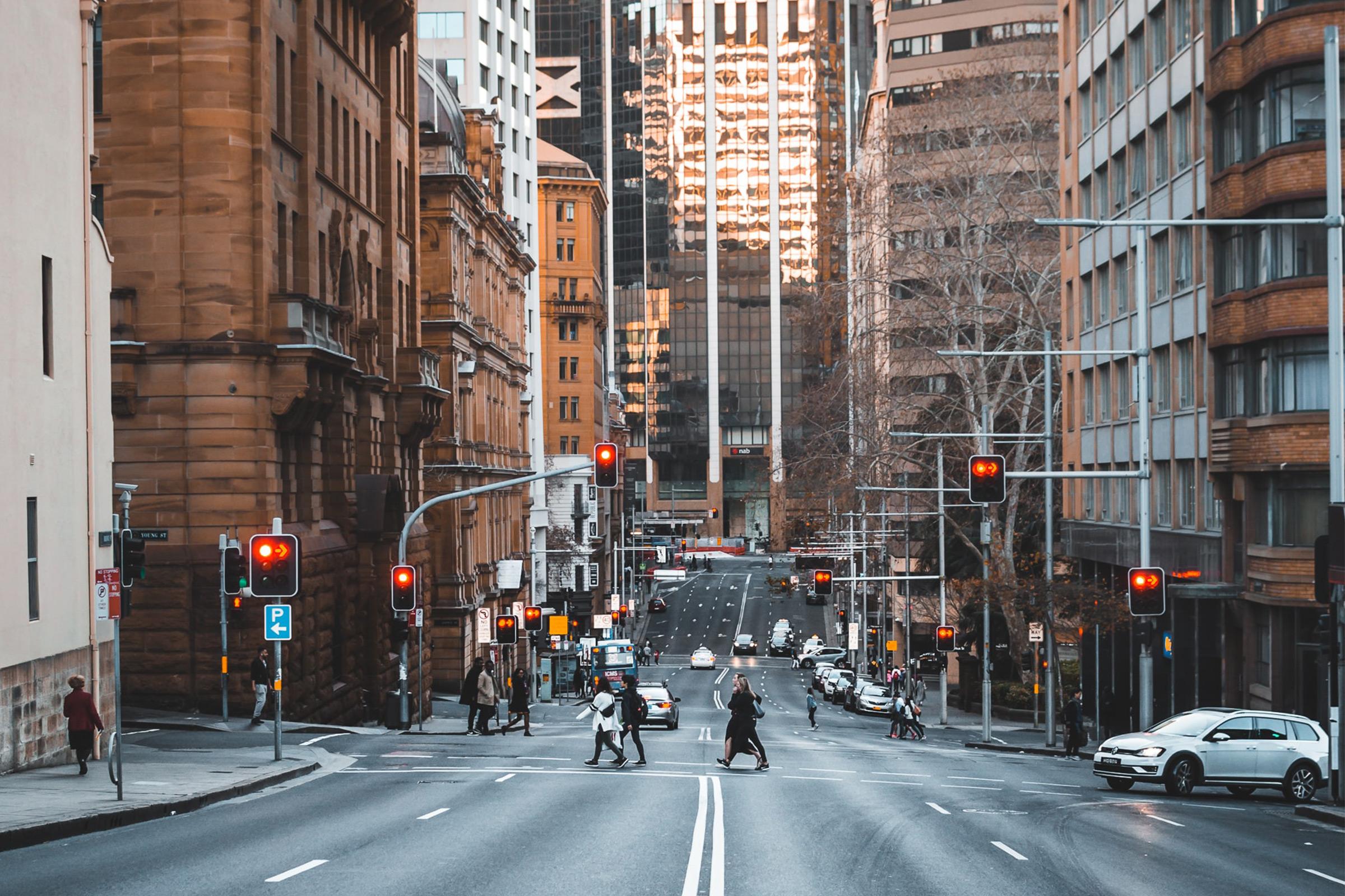 Sydney Street