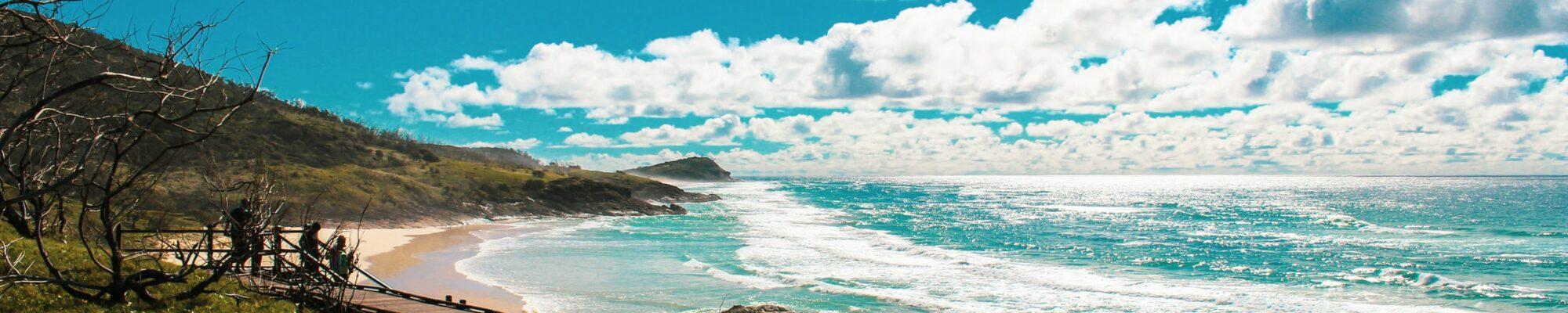 Fraser Island en Australie
